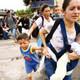 Sınırda insanlık dramı: ''Açız bırakın girelim''