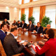 İmamoğlu'ndan CHP'li Belediye Başkanları'yla ilk toplantı