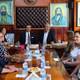 Ekrem İmamoğlu Cemevi'nde: Alevilere borcumuzu ödeyeceğiz