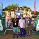 Plaj voleybolu turnuvasında ödüller sahiplerini buldu