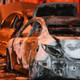İstanbul'da vandallar iş başında: 18 aracı yaktılar!