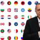 Erdoğan, Türkiye'ye destek veren ülkeleri paylaştı