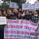 İstanbul'da tarikat yurdu protestosu
