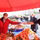Başkan Kılıç'tan semt pazarında ''sosyal mesafe'' uyarısı