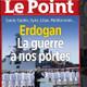 Fransız Le Point dergisi Türkiye'yi hedef aldı