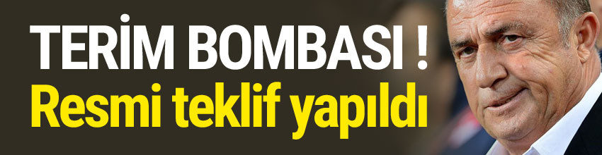 Trabzonspor Fatih Terim'i bekliyor
