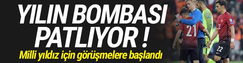 Beşiktaş, Kaan Ayhan'ı bitiriyor