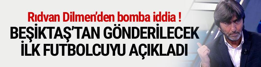 Rıdvan Dilmen: ''Medel'i ilk fırsatta gönderirler''
