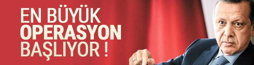 Erdoğan talimatı verdi A'dan Z'ye denetim başlıyor