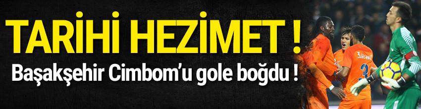 Başakşehir - Galatasaray: 5-1