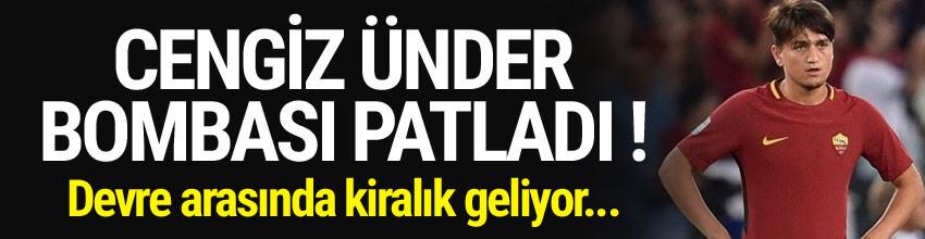 Galatasaray, Cengiz Ünder'i kiralıyor !