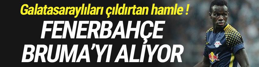 Fenerbahçe'den Bruma bombası