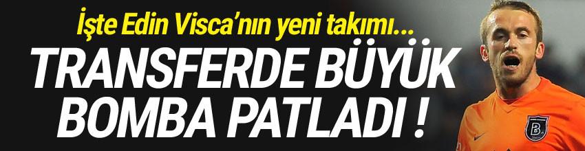 Fenerbahçe, Edin Visca'yı bitiriyor !
