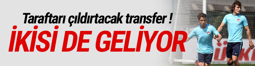 Galatasaray Emre Mor ve Çağlar Söyüncü'yü bitiriyor !