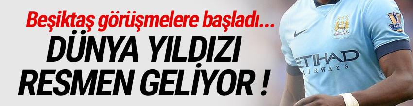 Beşiktaş, Eliaquim Mangala ile görüşmelere başladı