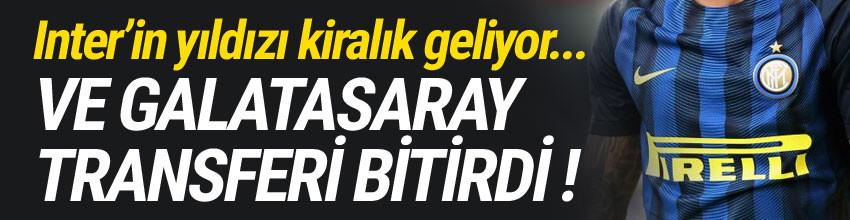 Galatasaray, Gabriel Barbosa ile anlaştı