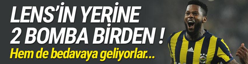 Jesus Navas ve Gael Clichy Fenerbahçe'ye