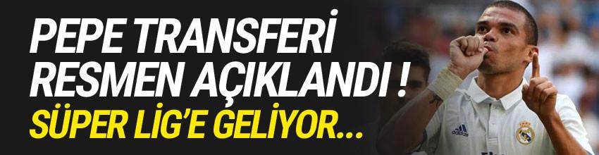 Ahmet Bulut açıkladı: ''Pepe Beşiktaş'a çok yakın''