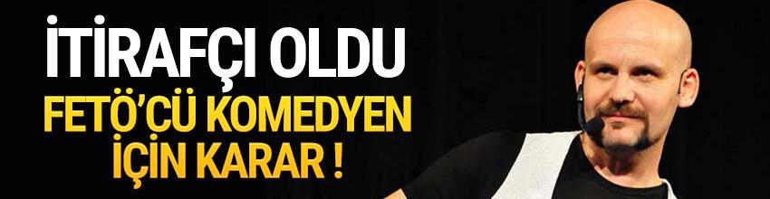 FETÖ'den tutuklanan Atalay Demirci'ye tahliye
