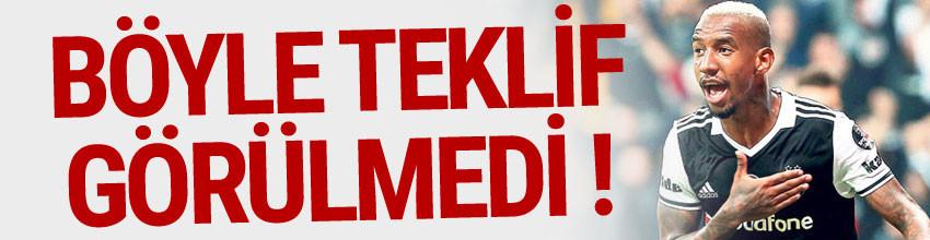 Beşiktaş'tan Talisca için 18 milyon euro