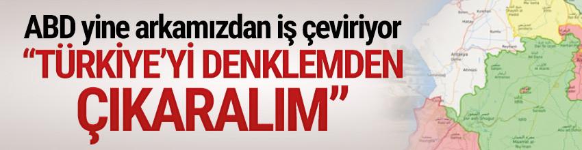 ABD'den ''Türkiye'yi saf dışı bırakma'' teklifi