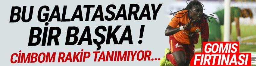 Osmanlıspor - Galatasaray: 1-3