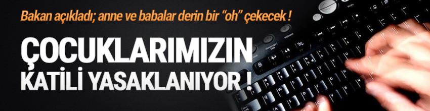 Öldüren bilgisayar oyunu Mavi Balina Türkiye'de yasaklanıyor