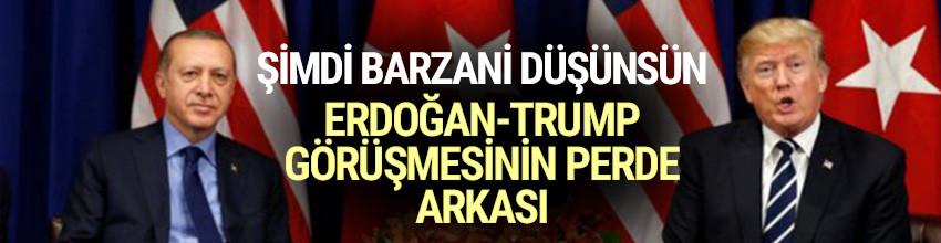Erdoğan - Trump zirvesinde neler konuşuldu ?