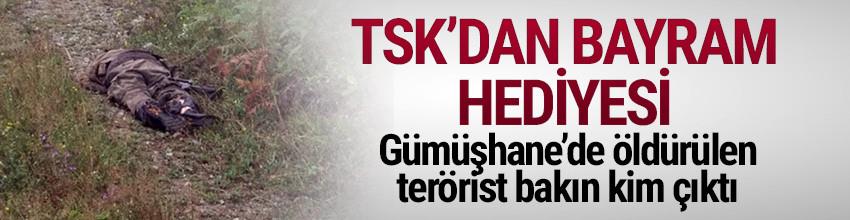 Gümüşhane'de çatışma: Kırmızı listedeki terörist öldürüldü