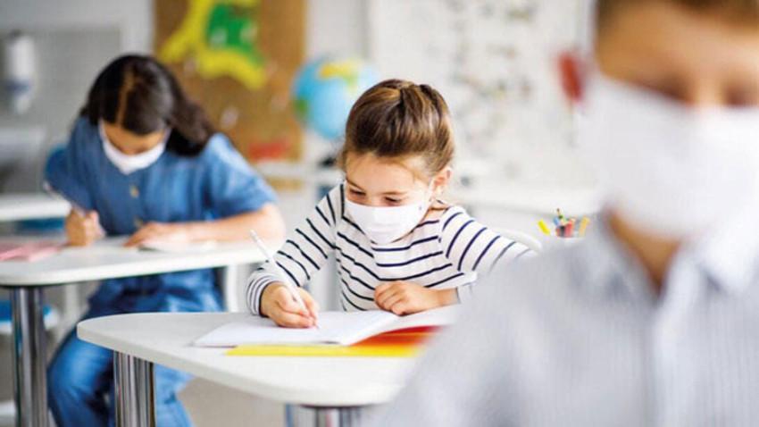 Yüz yüze eğitim sürecinde okullarda görülen vaka sayıları açıklandı