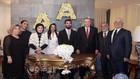 Arda Turan evlendi ! İşte nikahtan kareler