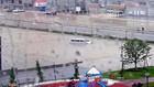 Ankara'yı sağanak vurdu ! Araçlar mahsur kaldı