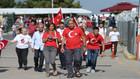 Atatürk Havalimanı'nda 15 Temmuz anması
