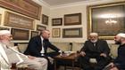 Erdoğan'ın İsmailağa cemaatine ziyaretinden görüntüler