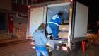 İstanbul'da koronavirüs aşıları böyle dağıtıldı