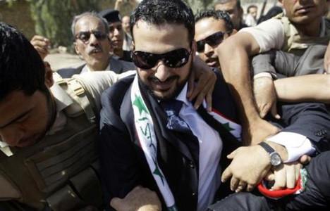 El Zeydi artık serbest !
