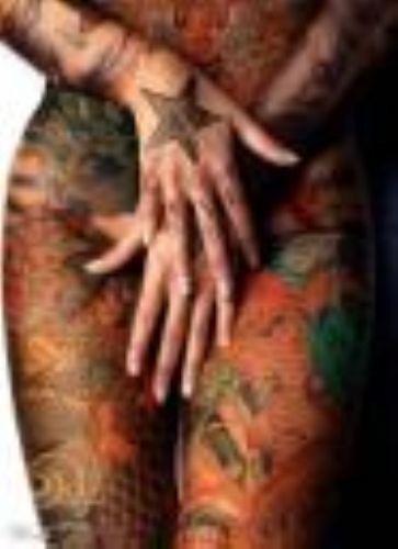 En ayıp dövmeler