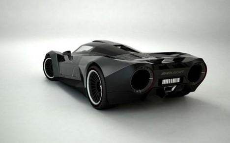 Bu da Rusların Ferrarisi !