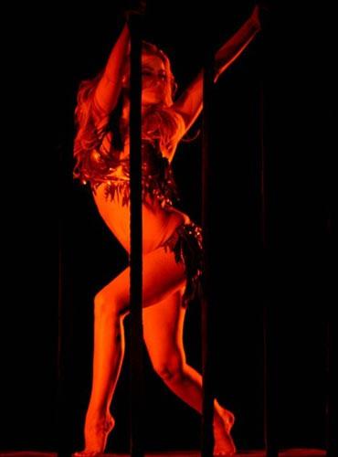 Carmen Electra şov !