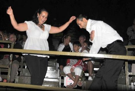 Yunan yıldıza seyirci şoku
