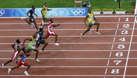 Dünyanın en hızlıları