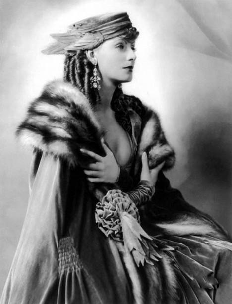 20.yüzyılın güzel kadınları