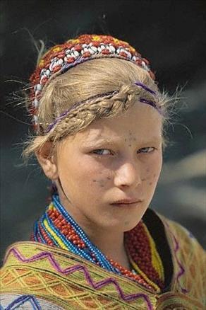 İskenderin kayıp kabilesi