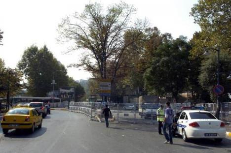 IMF toplantısı trafiği çileden çıkardı
