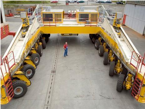 7 bin 590 ton taşıyor !