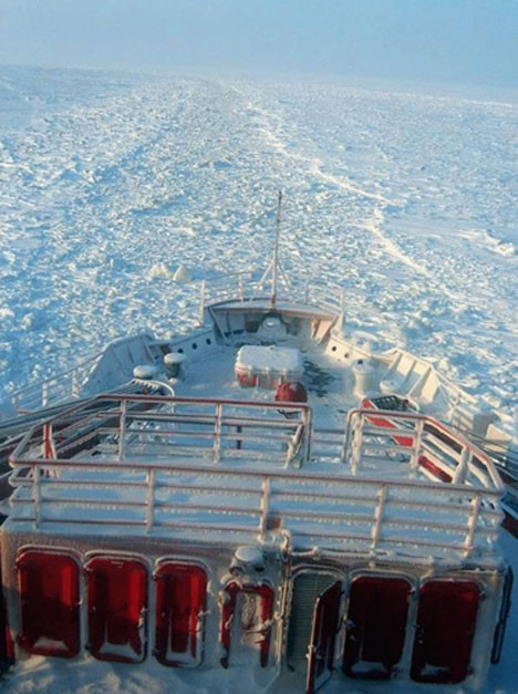 Buza yolculuk