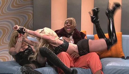 Madonna ile Lady GaGa birbirine girdi