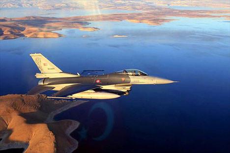 Savaş pilotlarının gözünden