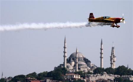 Reuters objektifinden Türkiye
