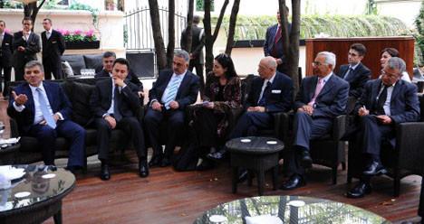 Gül ile Sarkozy in müze gezisi